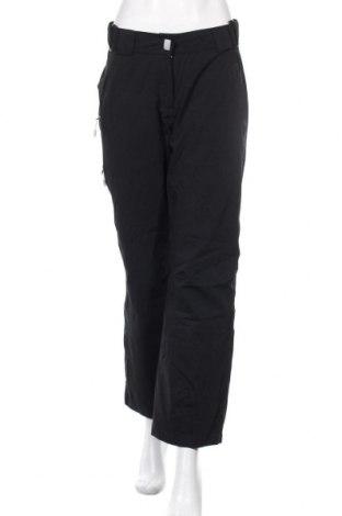 Дамски панталон за зимни спортове Ziener, Размер M, Цвят Черен, 85% полиестер, 15% еластан, Цена 47,04лв.