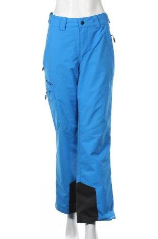 Дамски панталон за зимни спортове Ziener, Размер XL, Цвят Син, Полиестер, Цена 45,57лв.