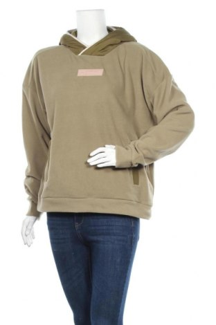 Дамски поларен суичър Under Armour, Размер L, Цвят Зелен, Полиестер, Цена 90,00лв.