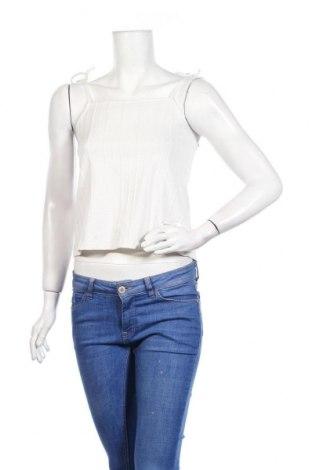 Γυναικείο αμάνικο μπλουζάκι Twintip, Μέγεθος XS, Χρώμα Λευκό, 70% βαμβάκι, 30% βισκόζη, Τιμή 5,99€
