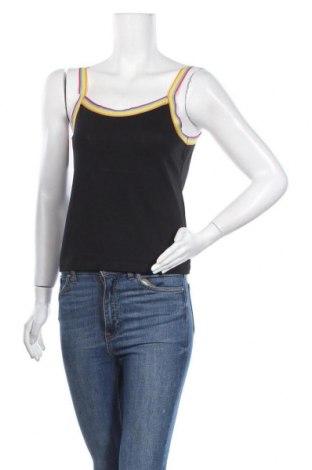 Γυναικείο αμάνικο μπλουζάκι Twintip, Μέγεθος M, Χρώμα Μαύρο, 100% βαμβάκι, Τιμή 5,99€