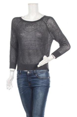 Дамски пуловер, Размер M, Цвят Сив, Цена 6,04лв.