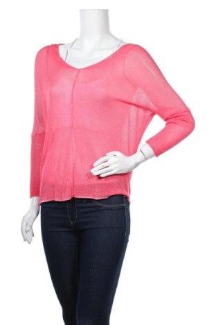 Дамски пуловер, Размер M, Цвят Розов, Цена 5,78лв.