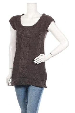 Γυναικείο πουλόβερ Amisu, Μέγεθος XS, Χρώμα Γκρί, Ακρυλικό, Τιμή 6,37€