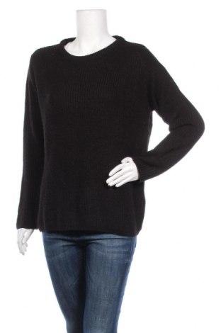 Дамски пуловер Blue Motion, Размер XL, Цвят Черен, Акрил, Цена 22,94лв.