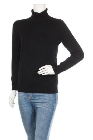 Дамски пуловер Blue Motion, Размер L, Цвят Черен, 71% вискоза, 29% полиамид, Цена 28,93лв.