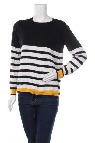 Дамски пуловер Blue Motion, Размер XL, Цвят Черен, 70% вискоза, 30% полиамид, Цена 23,63лв.