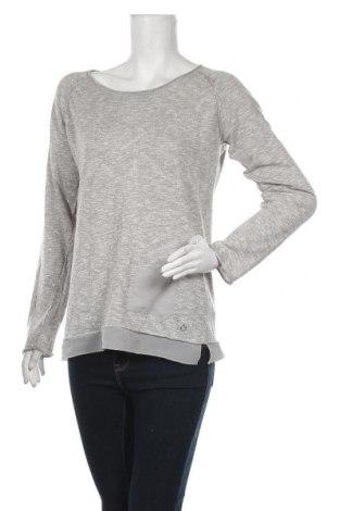 Дамски пуловер Blue Motion, Размер S, Цвят Сив, 66% памук, 34% полиакрил, Цена 27,93лв.