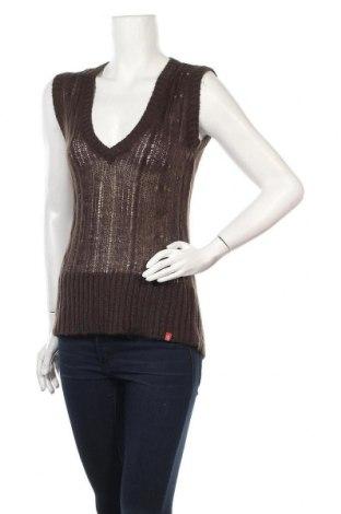 Γυναικείο πουλόβερ Edc By Esprit, Μέγεθος L, Χρώμα Καφέ, 55%ακρυλικό, 39% 30% πολυαμίδη, 15% μοχαίρ, Τιμή 12,99€