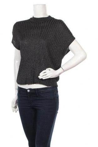 Дамски пуловер H&M, Размер S, Цвят Черен, 72% вискоза, 28% полиамид, Цена 10,80лв.