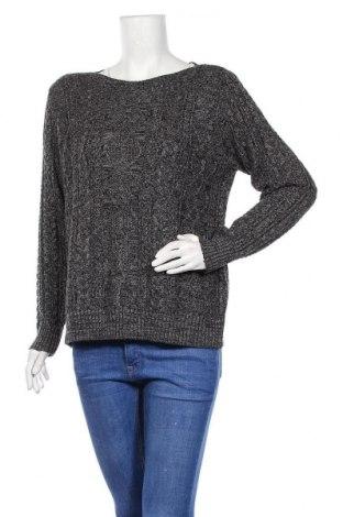 Дамски пуловер Michele Boyard, Размер L, Цвят Сив, 50% акрил, 50% памук, Цена 20,53лв.