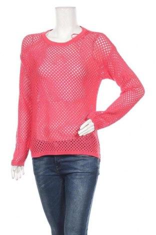 Дамски пуловер Montego, Размер S, Цвят Розов, 55% полиакрил, 45% памук, Цена 16,10лв.