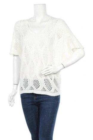 Дамски пуловер Pronto, Размер XS, Цвят Бял, 90% акрил, 10% вълна, Цена 22,68лв.