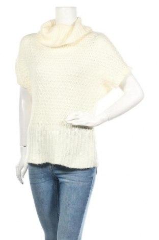 Γυναικείο πουλόβερ Reject, Μέγεθος L, Χρώμα Εκρού, Ακρυλικό, Τιμή 5,91€