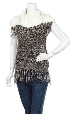 Γυναικείο πουλόβερ Rockmans, Μέγεθος XS, Χρώμα Πολύχρωμο, Ακρυλικό, βαμβάκι, πολυεστέρας, Τιμή 4,37€