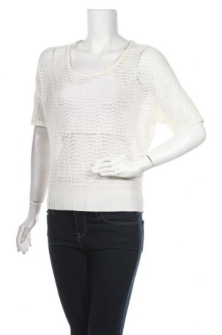 Γυναικείο πουλόβερ Tally Weijl, Μέγεθος S, Χρώμα Λευκό, Τιμή 5,36€
