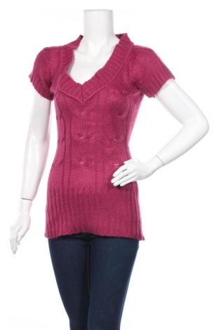 Дамски пуловер Tally Weijl, Размер M, Цвят Лилав, Цена 7,35лв.