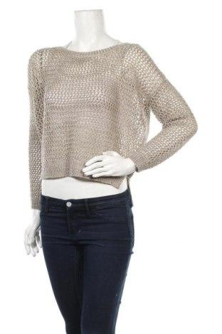 Дамски пуловер Vera & Lucy, Размер M, Цвят Кафяв, Цена 8,28лв.