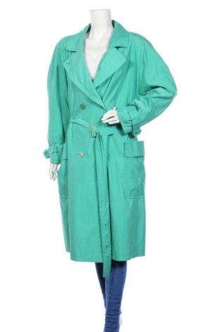 Дамски шлифер Basler, Размер XL, Цвят Зелен, 100% полиестер, Цена 32,86лв.