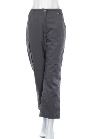 Дамски спортен панталон Maier Sports, Размер XL, Цвят Сив, Полиестер, Цена 37,91лв.