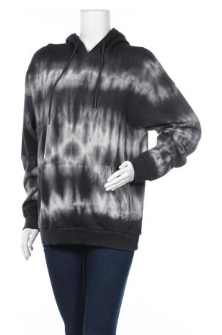 Дамски суичър Zara, Размер S, Цвят Черен, Памук, Цена 25,87лв.