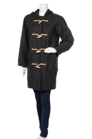 Дамско палто, Размер M, Цвят Сив, Цена 16,28лв.