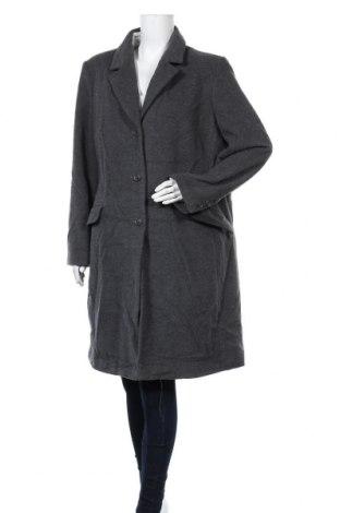 Γυναικείο παλτό B.C. Best Connections, Μέγεθος XXL, Χρώμα Γκρί, 70% μαλλί, 30% πολυαμίδη, Τιμή 23,06€