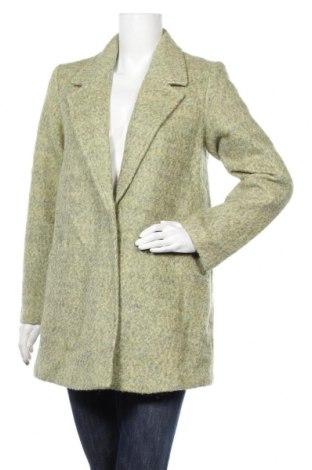 Дамско палто Target, Размер M, Цвят Сив, Полиестер, вълна, Цена 62,83лв.