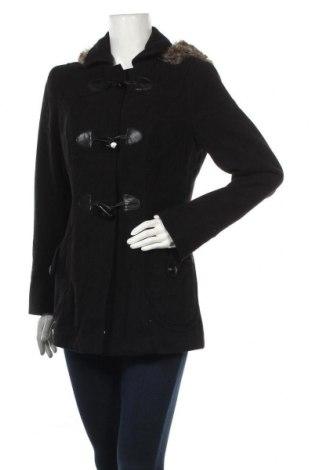 Дамско палто Target, Размер S, Цвят Черен, Полиестер, вискоза, Цена 49,90лв.