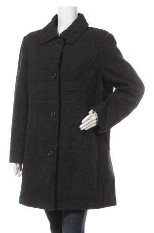 Дамско палто Target, Размер XL, Цвят Сив, Вълна, вискоза, полиестер, Цена 79,46лв.