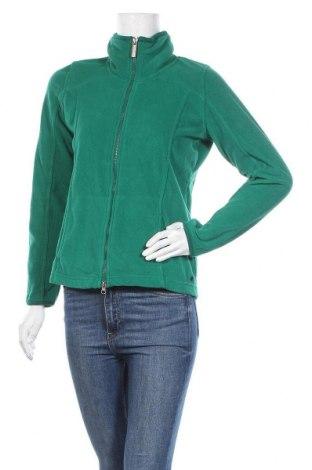 Дамско поларено горнище Cecil, Размер S, Цвят Зелен, Цена 20,95лв.