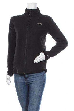 Γυναικεία ζακέτα fleece Trespass, Μέγεθος M, Χρώμα Μαύρο, Πολυεστέρας, Τιμή 22,13€