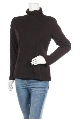 Дамско полo Blue Motion, Размер XL, Цвят Черен, 95% памук, 5% еластан, Цена 16,96лв.