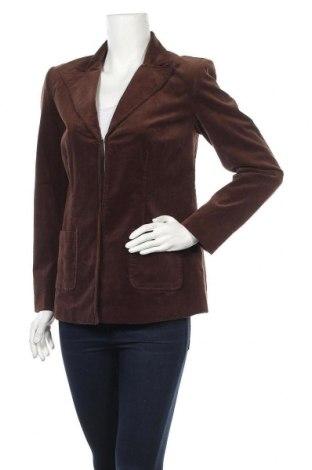 Дамско сако Belly Button, Размер S, Цвят Кафяв, 96% памук, 4% еластан, Цена 4,83лв.