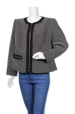 Дамско сако Calvin Klein, Размер XL, Цвят Черен, 71% памук, 29% полиестер, Цена 48,96лв.