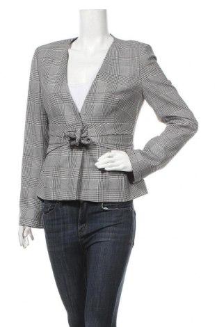 Γυναικείο σακάκι Denny Rose, Μέγεθος L, Χρώμα Μαύρο, 64% πολυεστέρας, 33% βισκόζη, 3% ελαστάνη, Τιμή 66,11€