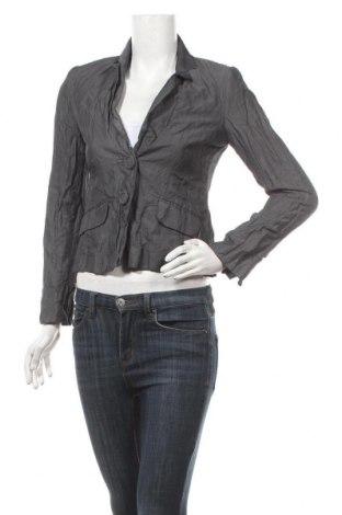 Дамско сако H&M, Размер XS, Цвят Сив, Цена 5,07лв.