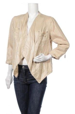 Дамско сако Promod, Размер M, Цвят Бежов, Цена 7,09лв.