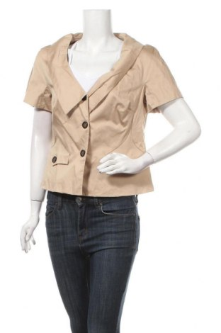 Γυναικείο σακάκι Rena Lange, Μέγεθος M, Χρώμα  Μπέζ, Τιμή 7,73€