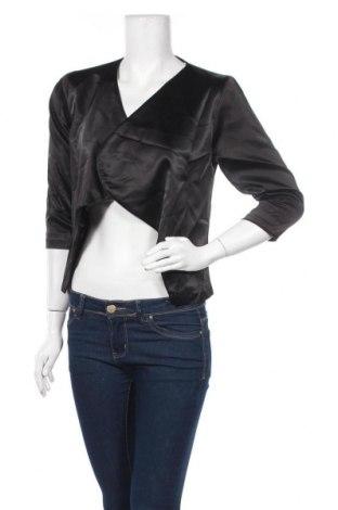 Дамско сако Tokito, Размер S, Цвят Черен, Полиестер, Цена 6,83лв.