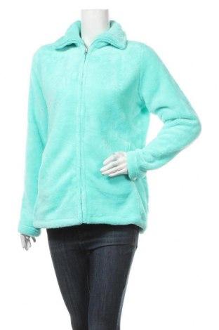 Дамско спортно горнище Janina, Размер XL, Цвят Зелен, Полиестер, Цена 16,96лв.