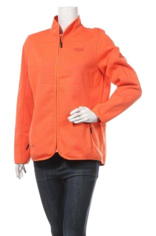 Дамско спортно горнище Outdoor, Размер XL, Цвят Оранжев, Цена 16,96лв.