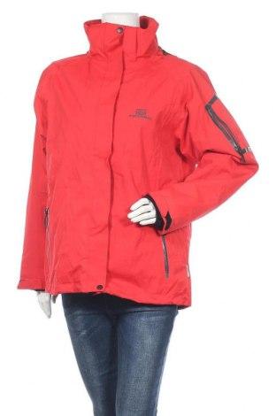 Дамско спортно яке, Размер L, Цвят Червен, Полиамид, Цена 51,87лв.