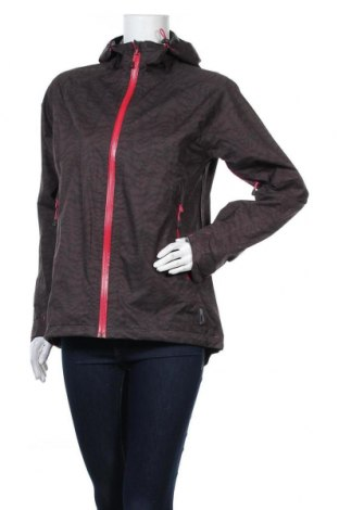 Дамско спортно яке, Размер M, Цвят Кафяв, Полиестер, Цена 35,91лв.
