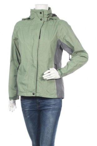 Дамско спортно яке Crivit, Размер M, Цвят Зелен, Полиамид, Цена 38,90лв.