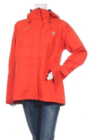 Дамско спортно яке Ternua, Размер XL, Цвят Оранжев, Полиестер, Цена 128,05лв.