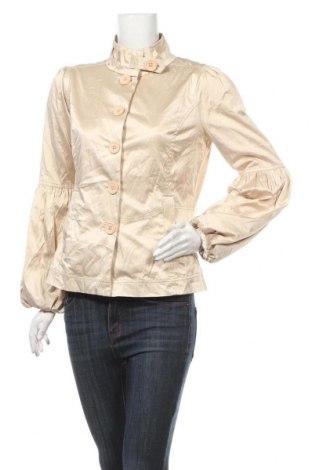 Γυναικείο μπουφάν Isabell Kristensen, Μέγεθος M, Χρώμα Εκρού, 57% πολυεστέρας, 40% βαμβάκι, 3% ελαστάνη, Τιμή 9,55€