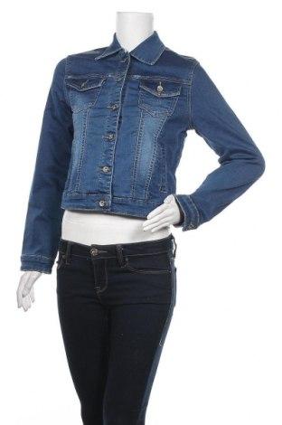 Дамско яке Miss Two, Размер L, Цвят Син, 96% памук, 4% еластан, Цена 42,89лв.