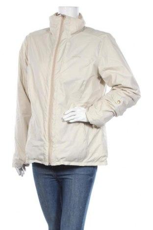 Дамско яке Wedze, Размер L, Цвят Бял, 100% полиестер, Цена 54,52лв.