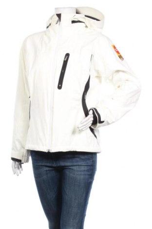 Дамско яке за зимни спортове, Размер M, Цвят Бял, Цена 79,38лв.